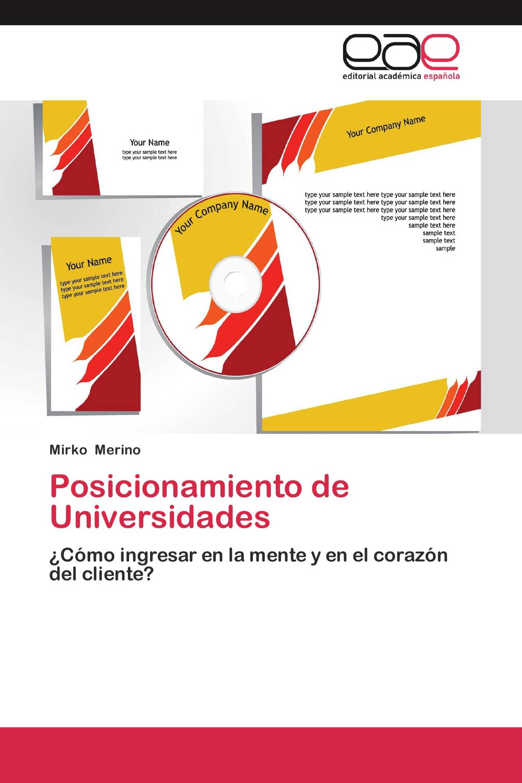 Posicionamiento de Universidades