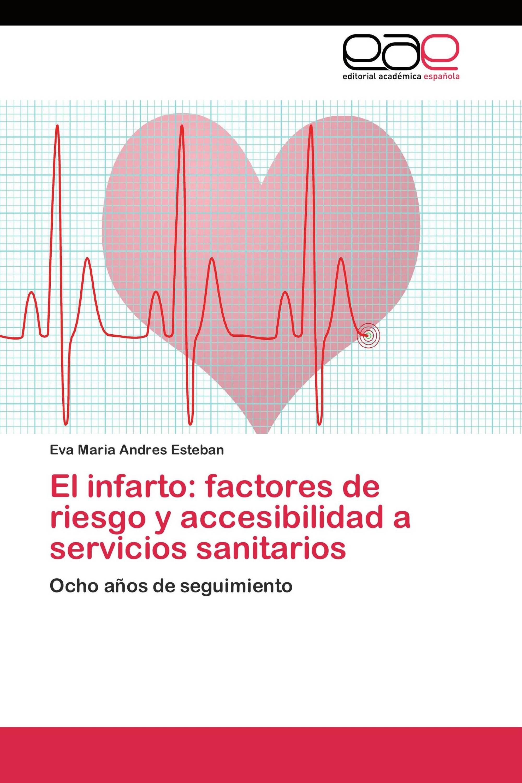 El infarto: factores de riesgo y accesibilidad a servicios sanitarios