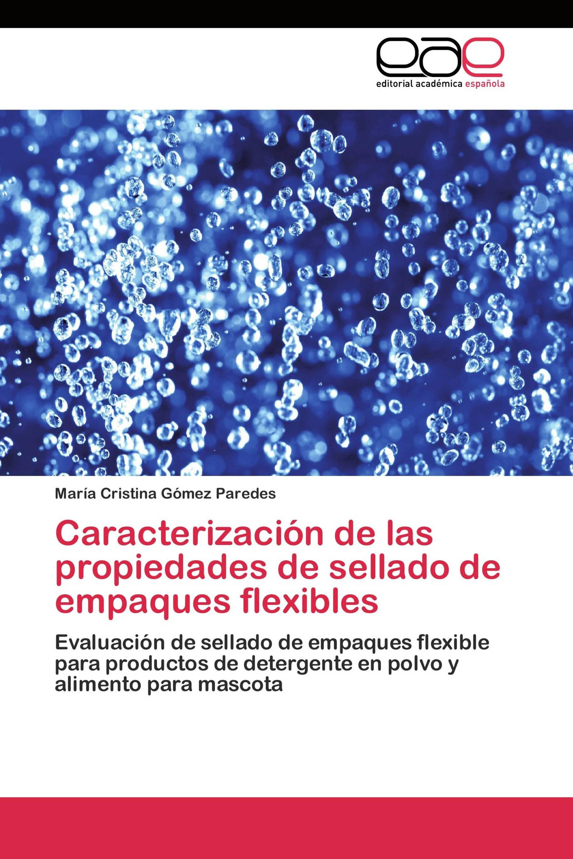 Caracterización de las propiedades de sellado de empaques flexibles