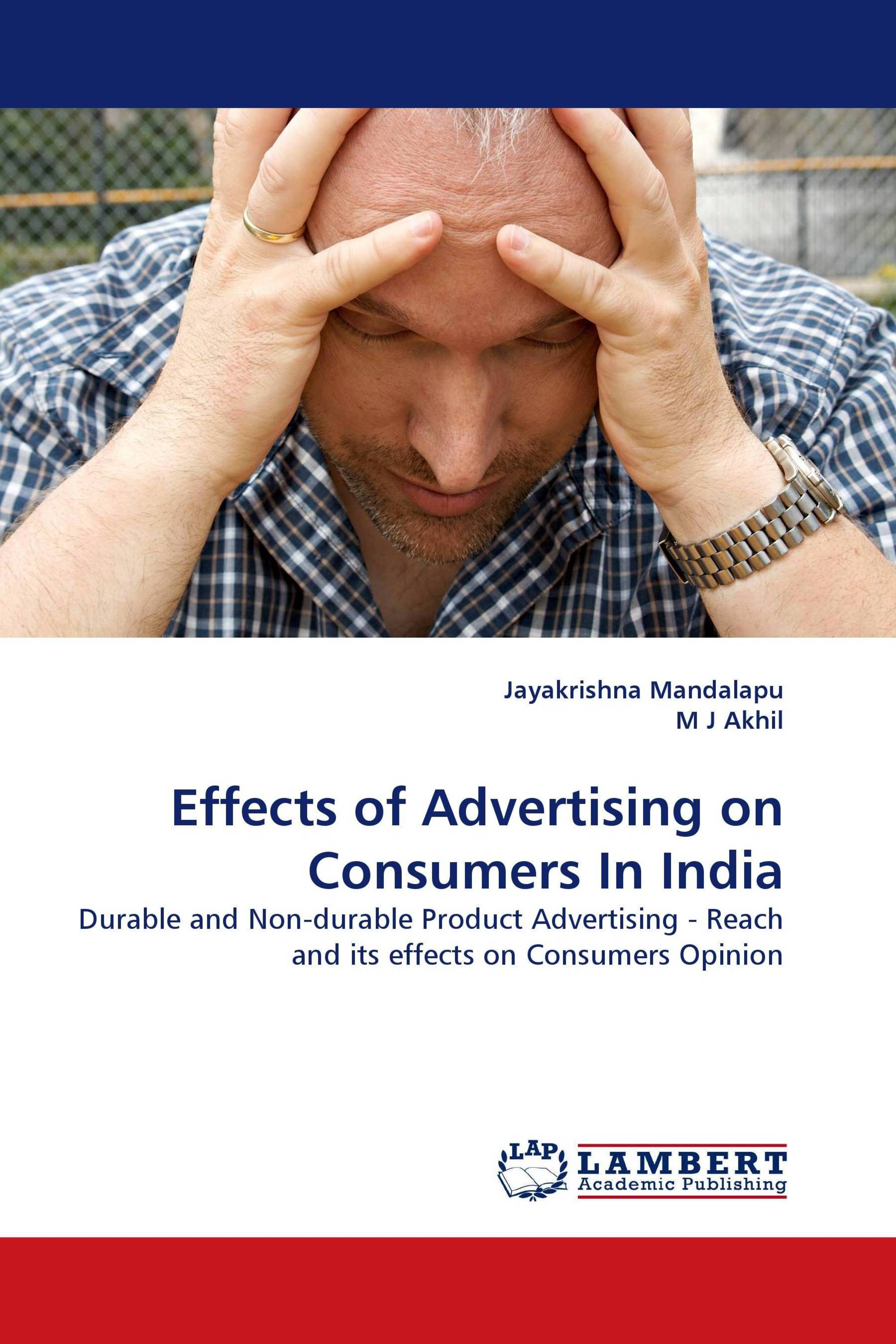 """""""the impact of advertisement of consumer's"""