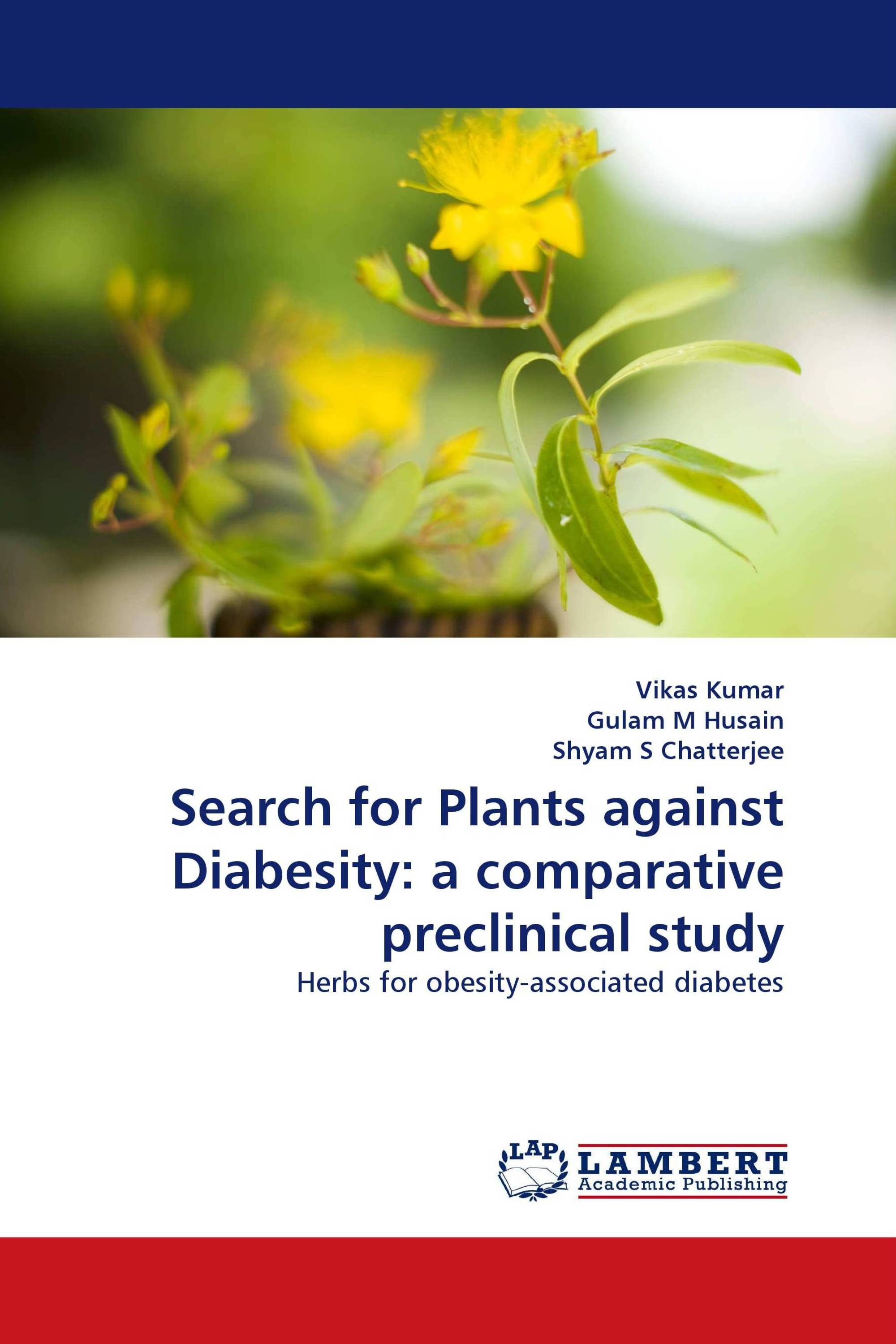 Search for Plants against Diabesity: a comparative preclinical study