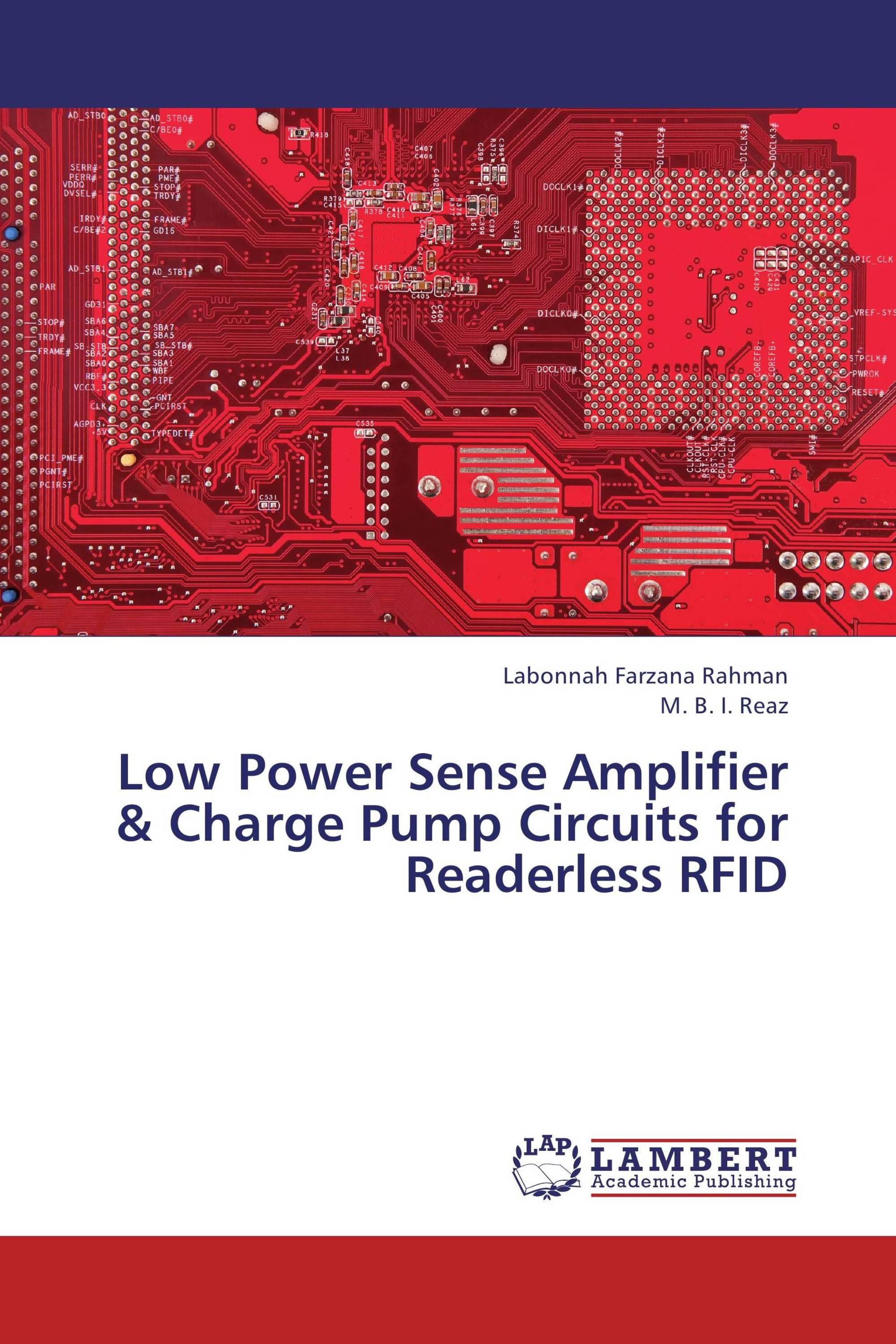 Low Power Sense Amplifier Charge Pump Circuits For Readerless Rfid Circuit Its Time To Publish Your Thesis
