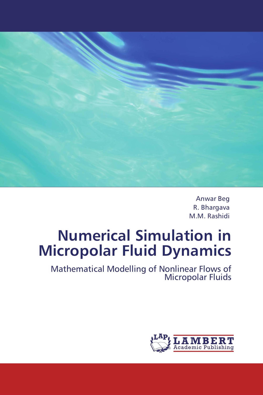 Numerical Simulation in Micropolar Fluid Dynamics