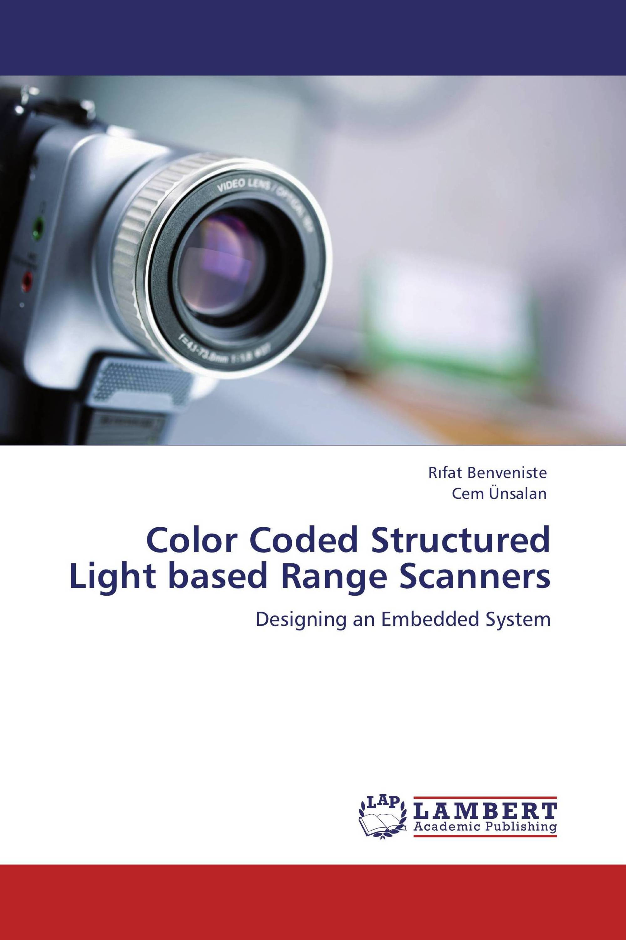Color Coded Structured Light based Range Scanners