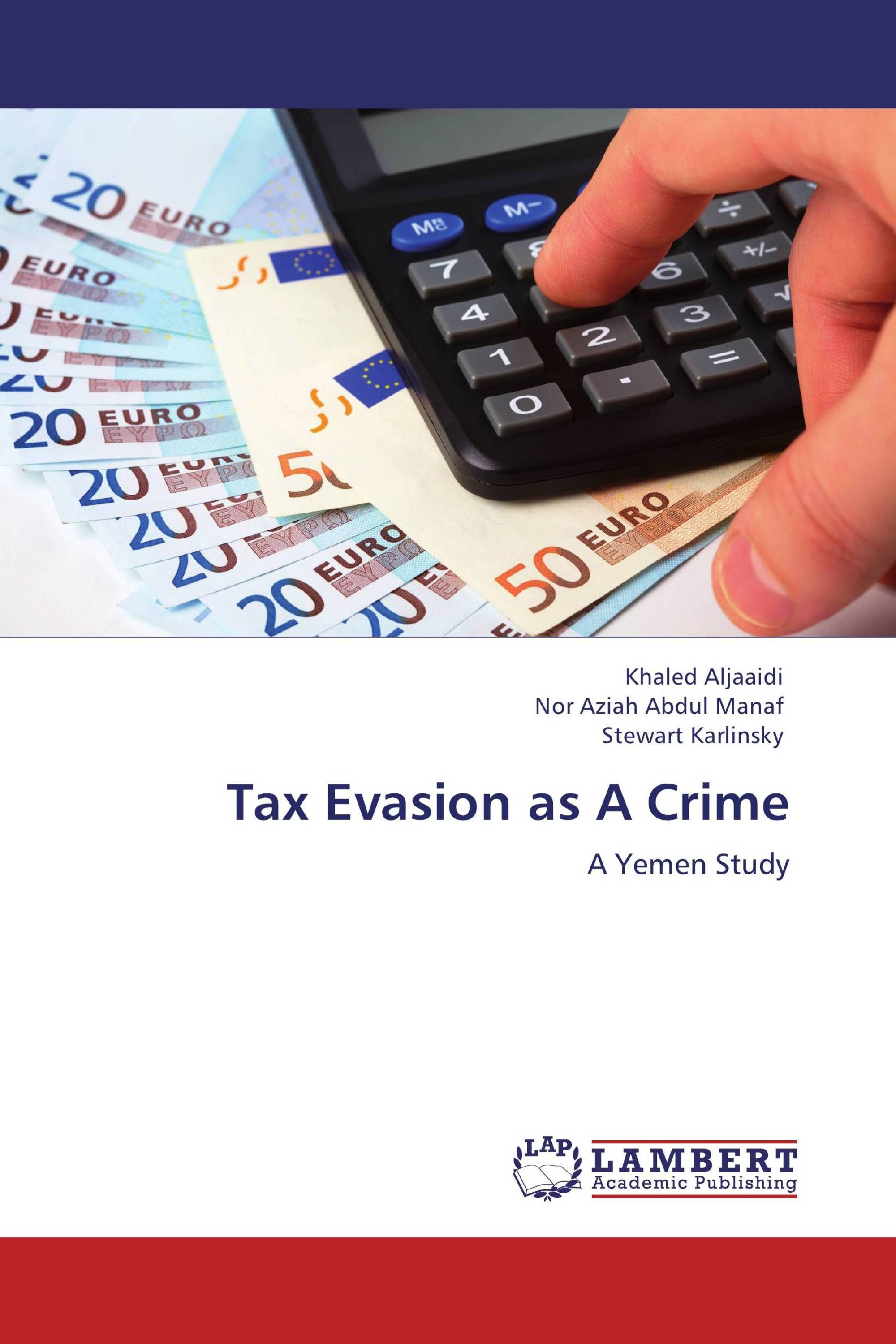 thesis on tax evasion