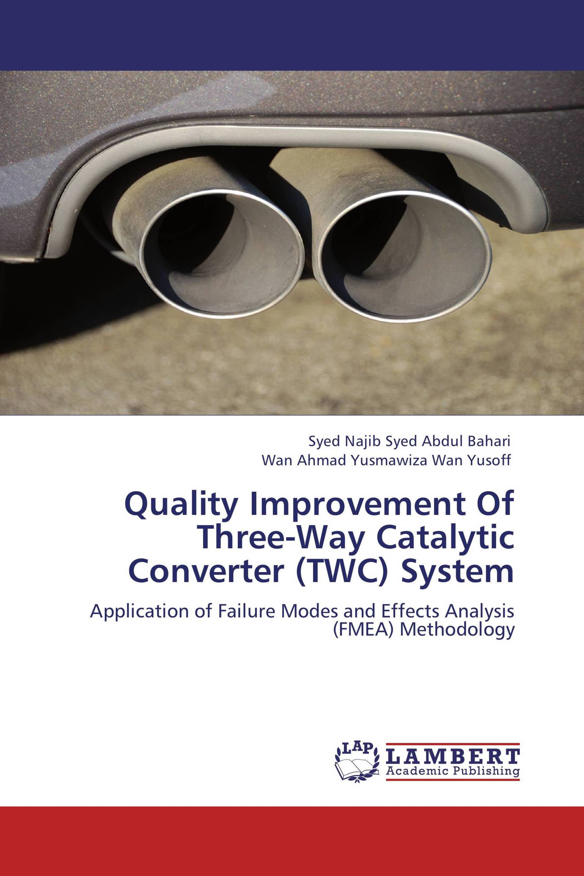 Quality Improvement Of Three Way Catalytic Converter Twc System