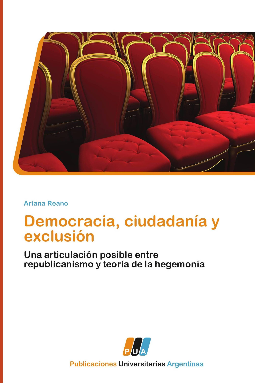 Democracia, ciudadanía y exclusión