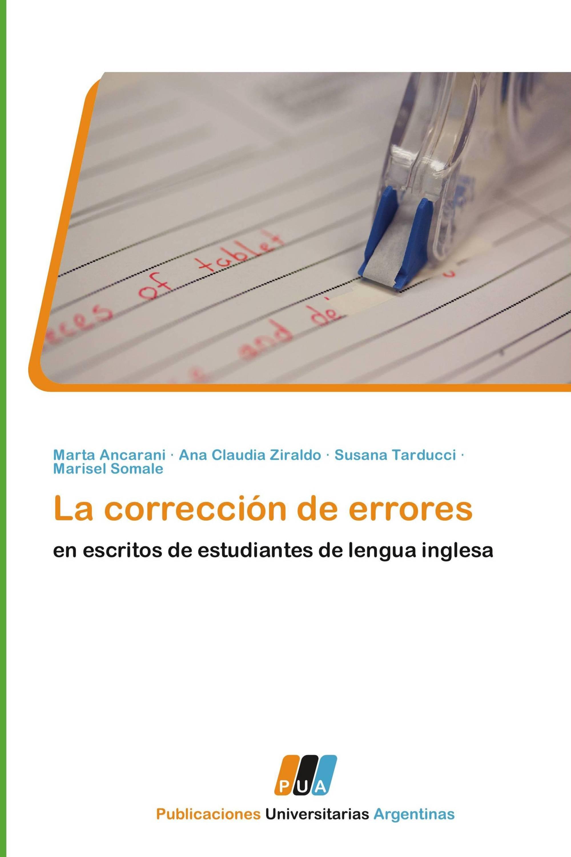 La corrección de errores