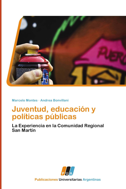 Juventud, educación y políticas públicas