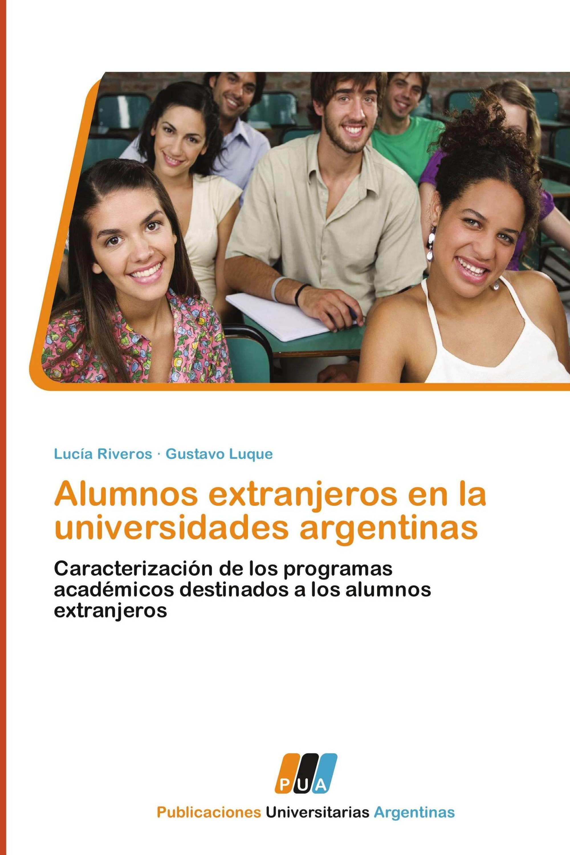 Alumnos extranjeros en la universidades argentinas