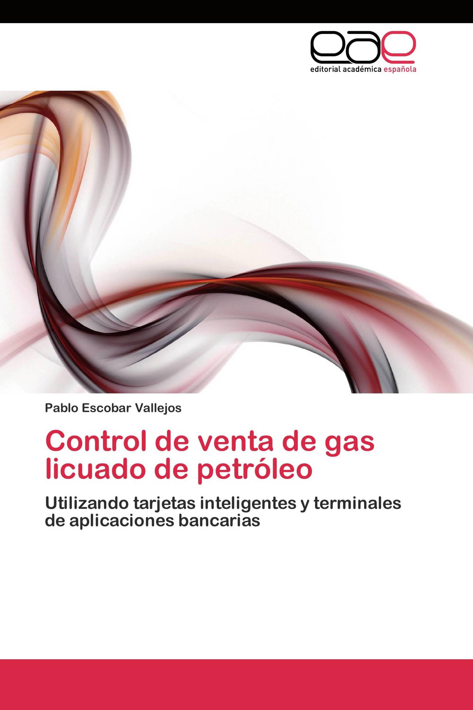 Control de venta de gas licuado de petróleo