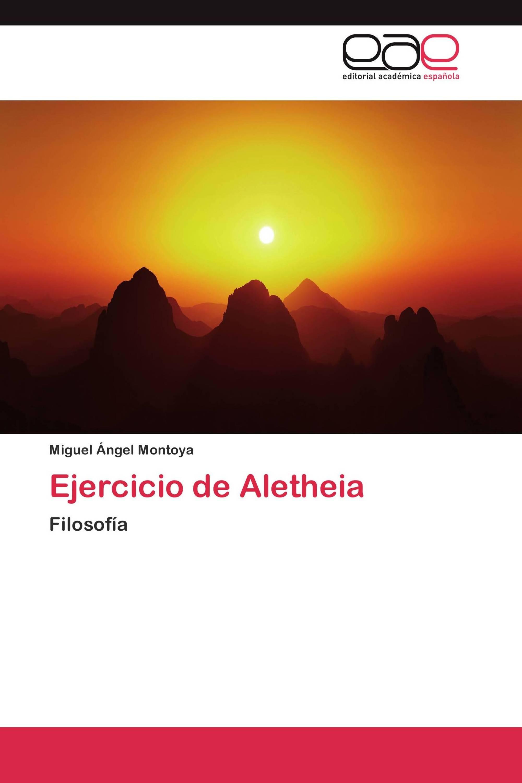 Ejercicio de Aletheia