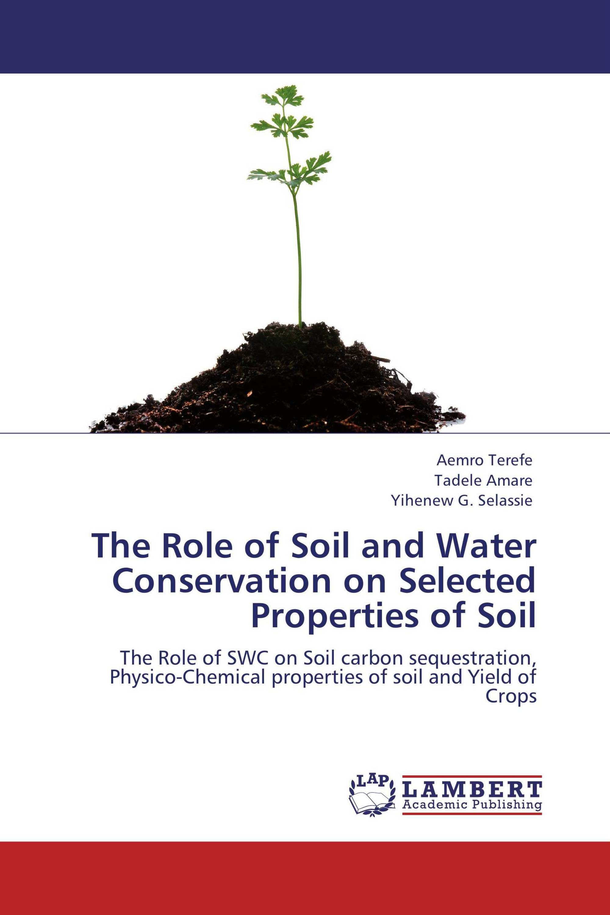 soil and water conservation thesis