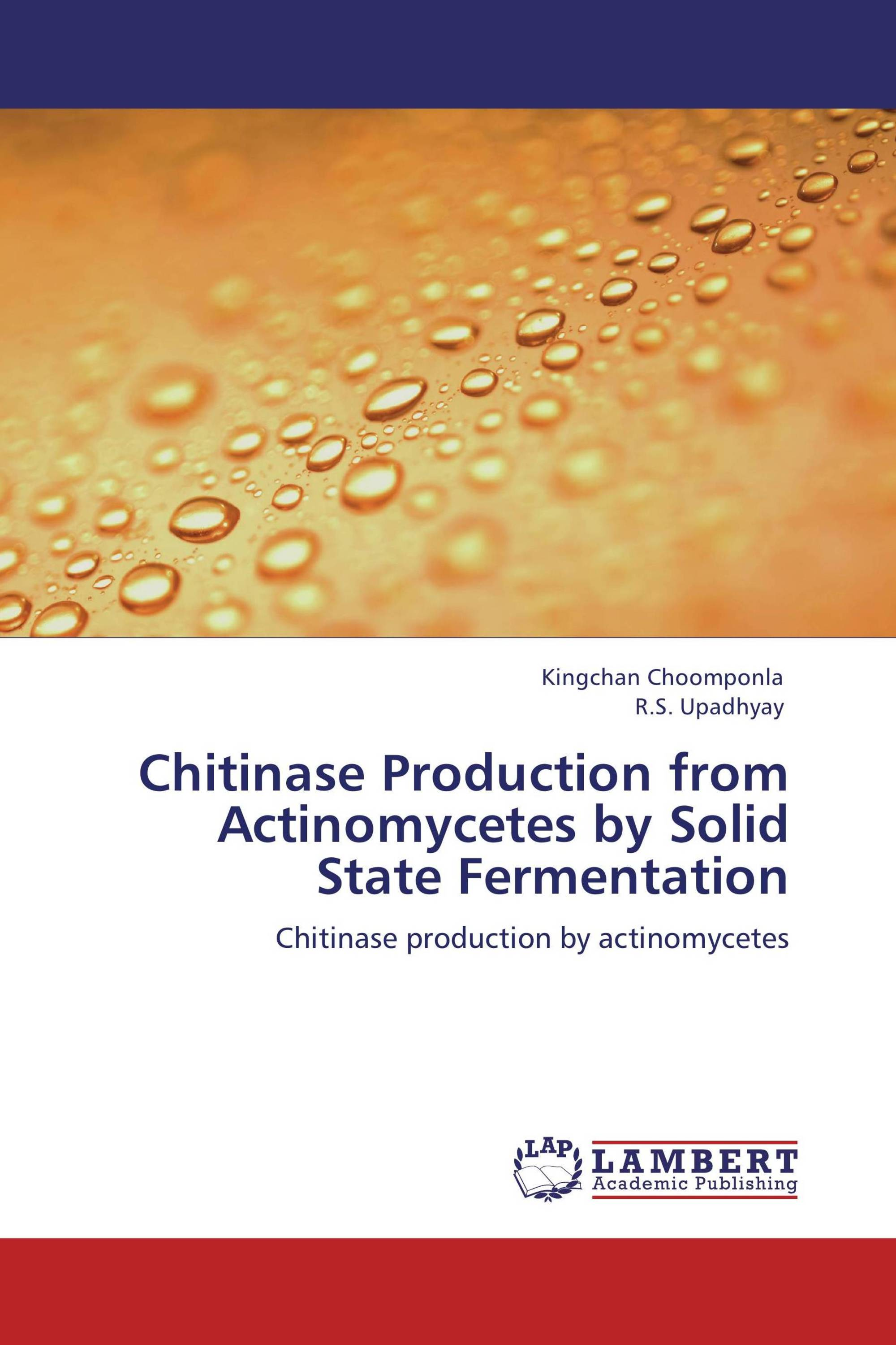 Thesis on enzyme production