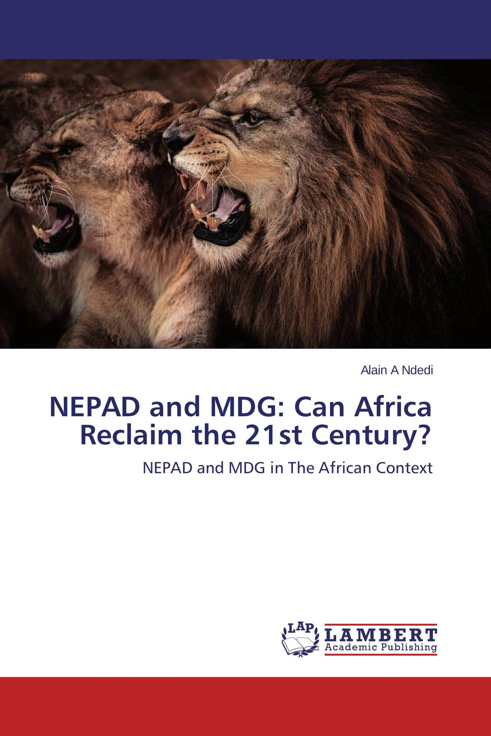 NEPAD and MDG: Can Africa Reclaim the 21st Century?
