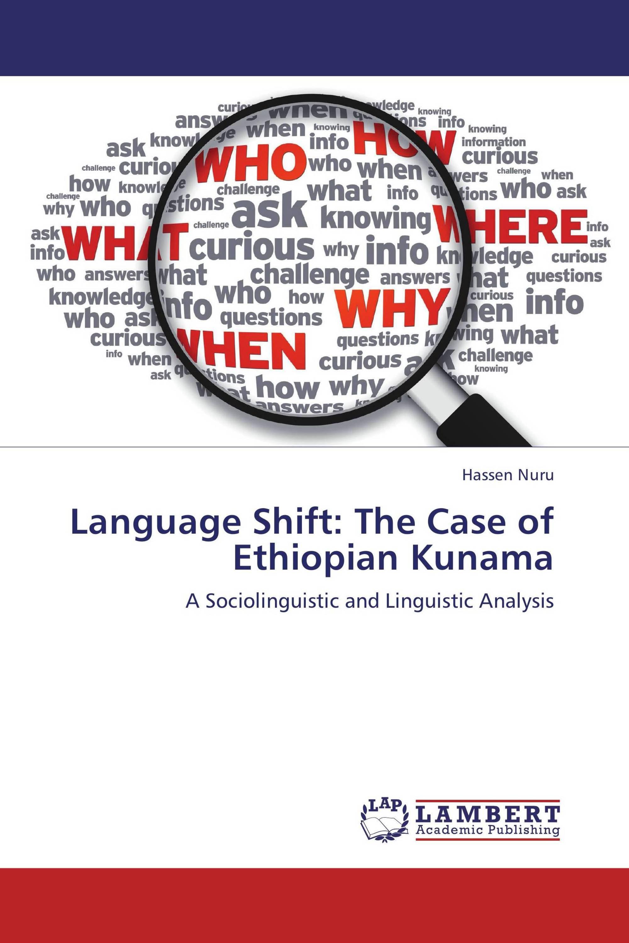 Language Shift: The Case of Ethiopian Kunama / 978-3-8465