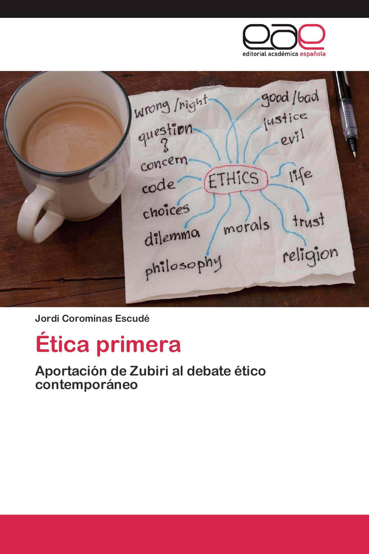 Ética primera