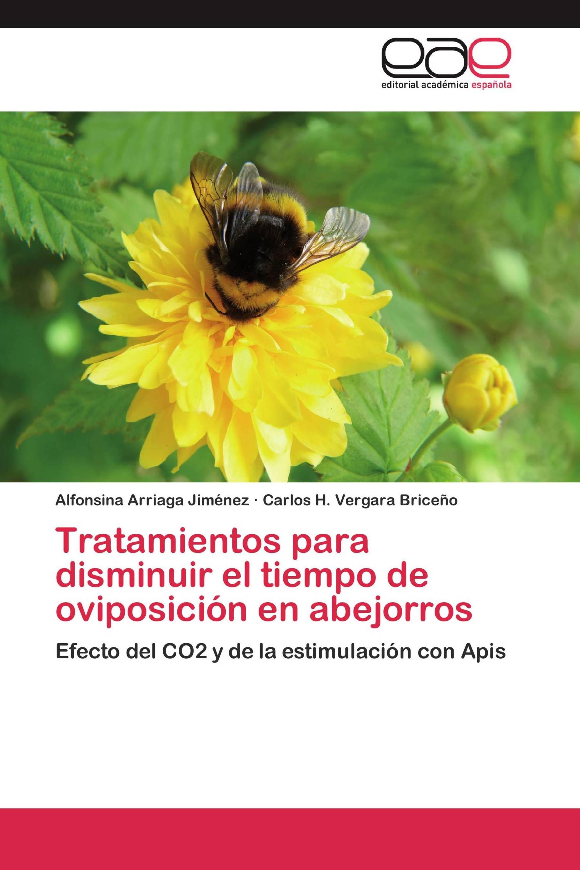 Tratamientos para disminuir el tiempo de oviposición en abejorros