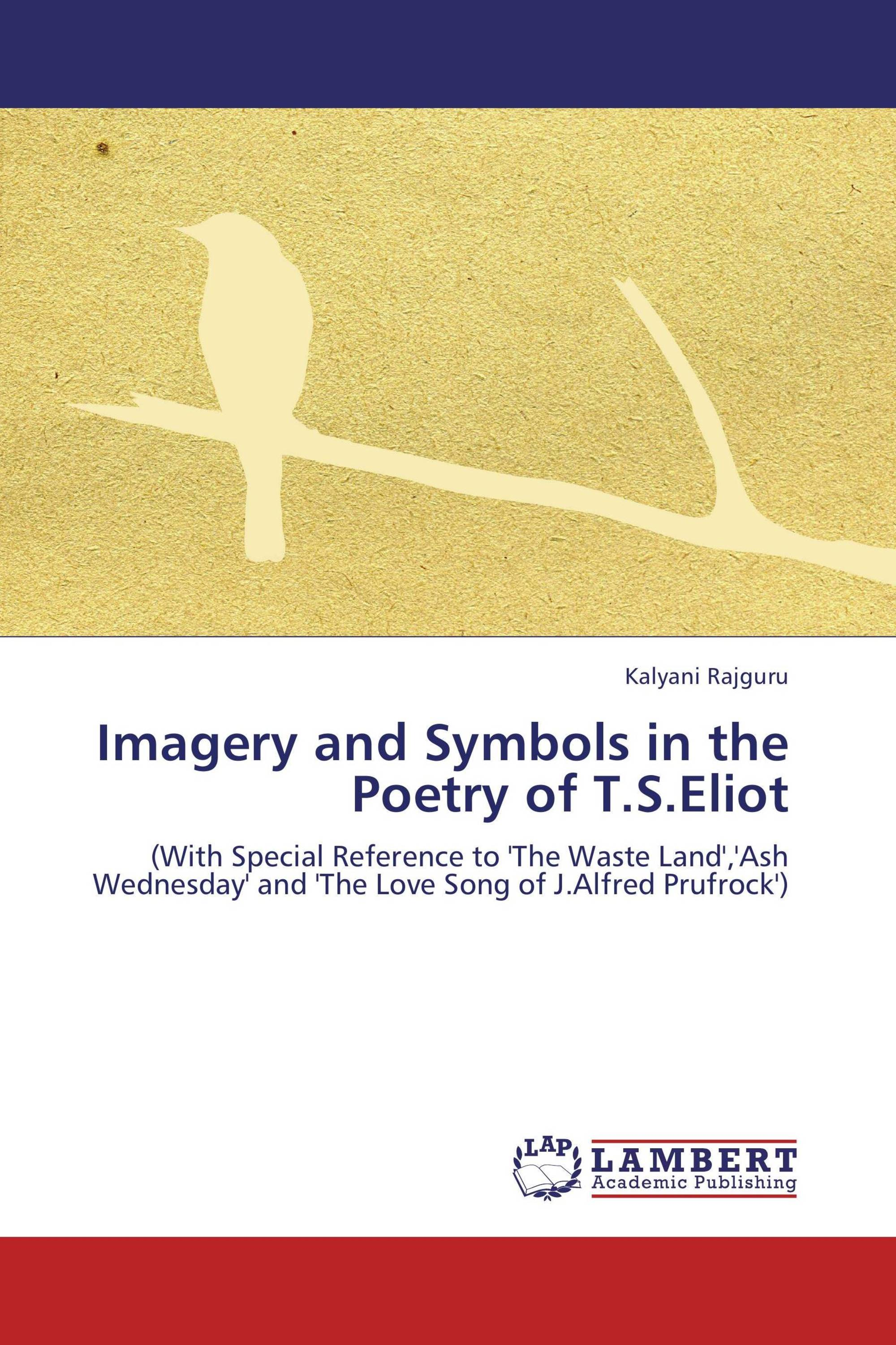an analysis of the poem the waste land by ts eliot