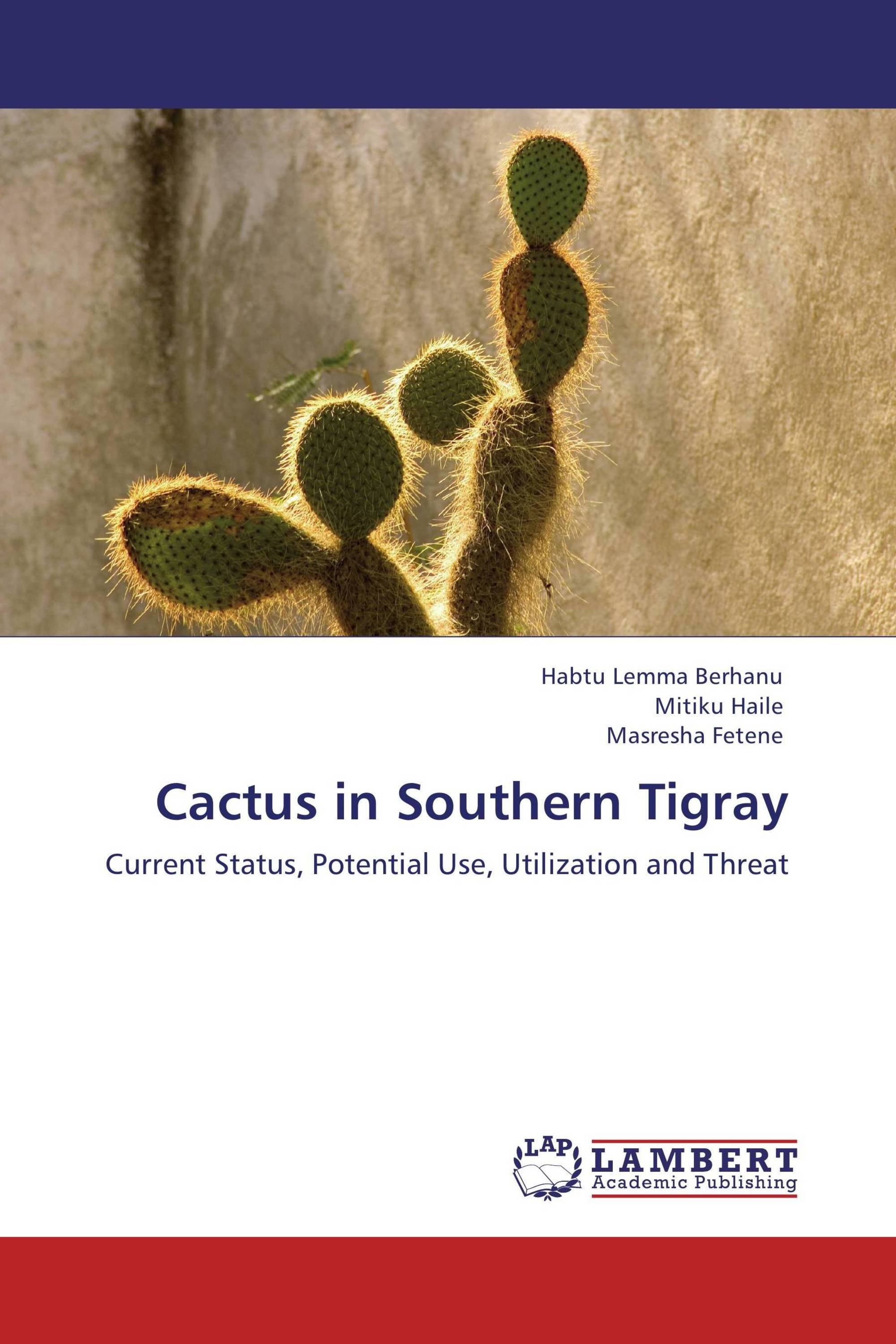 Cactus in Southern Tigray