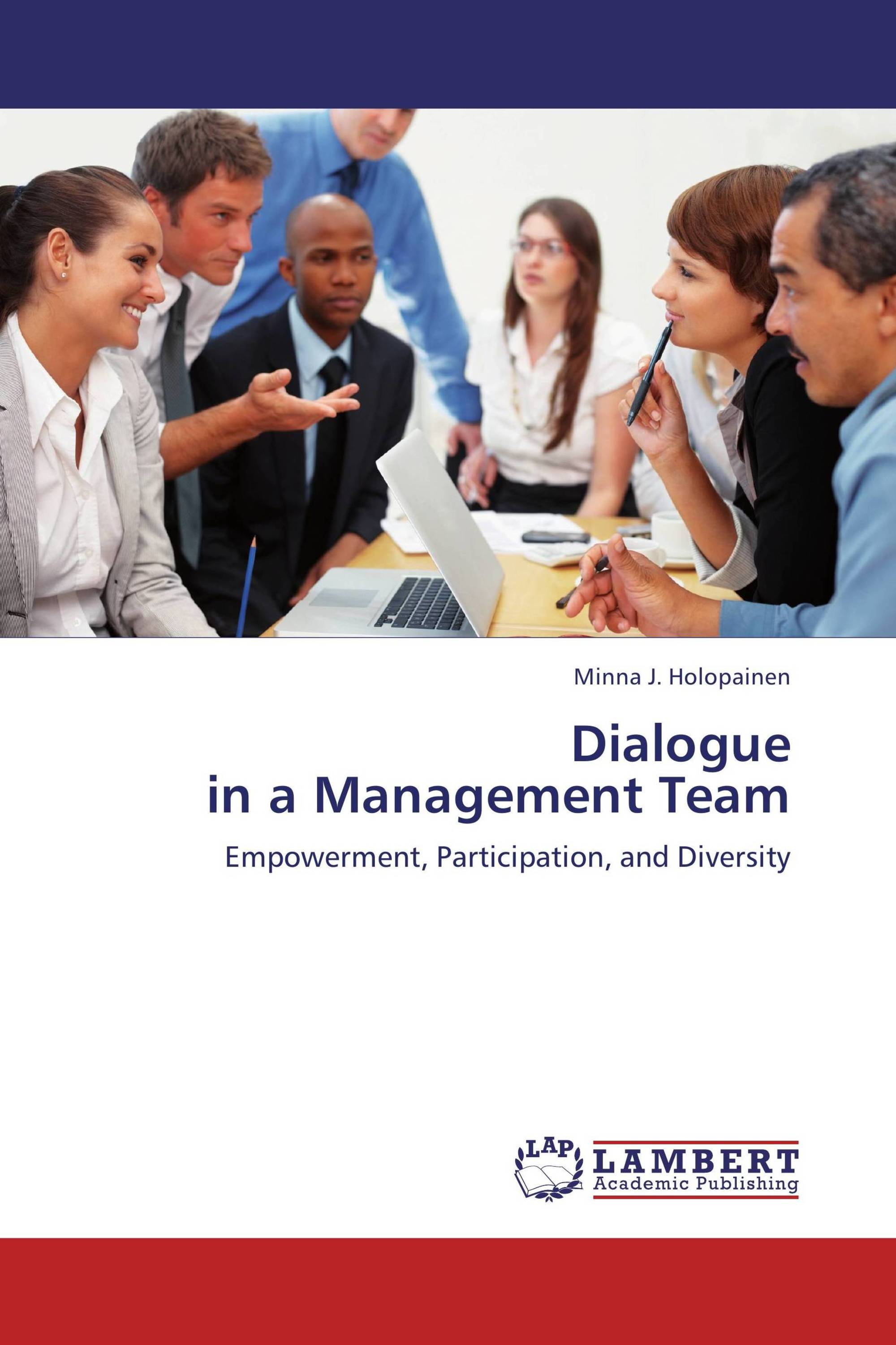 Dialogue  in a Management Team