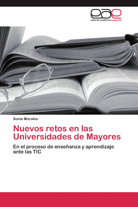 Nuevos retos en las Universidades de Mayores