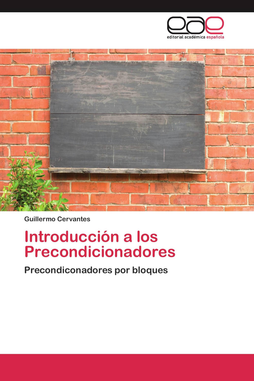 Introducción a los Precondicionadores