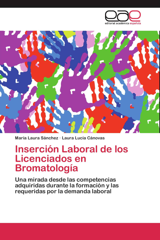 Inserción Laboral de los Licenciados en Bromatología