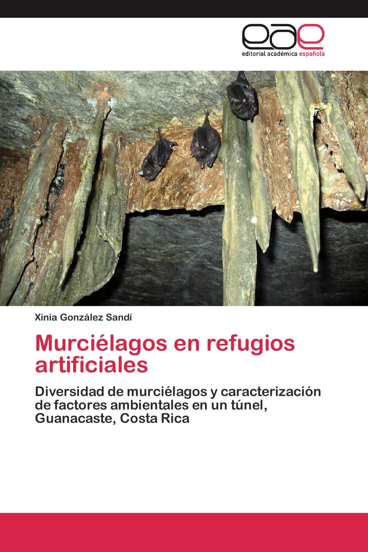 Murciélagos en refugios artificiales