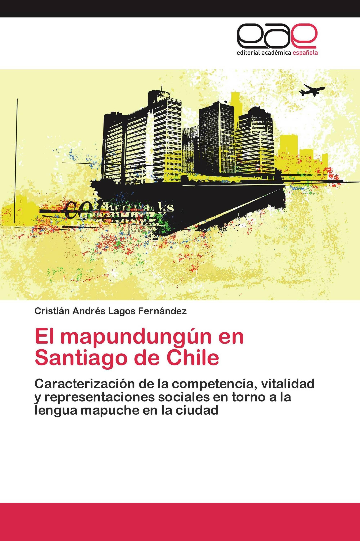 El mapundungún en Santiago de Chile