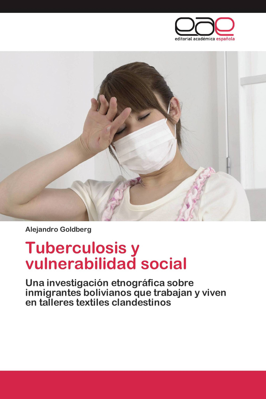 Tuberculosis y vulnerabilidad social