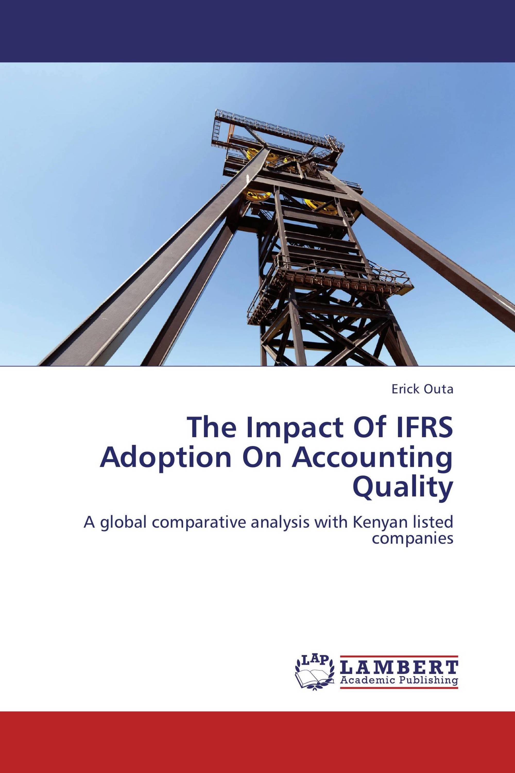 discuss the impacts of ifrs on The ifrs foundation is a not-for-profit, public interest organisation established to develop a single set of high-quality, understandable, enforceable and globally.