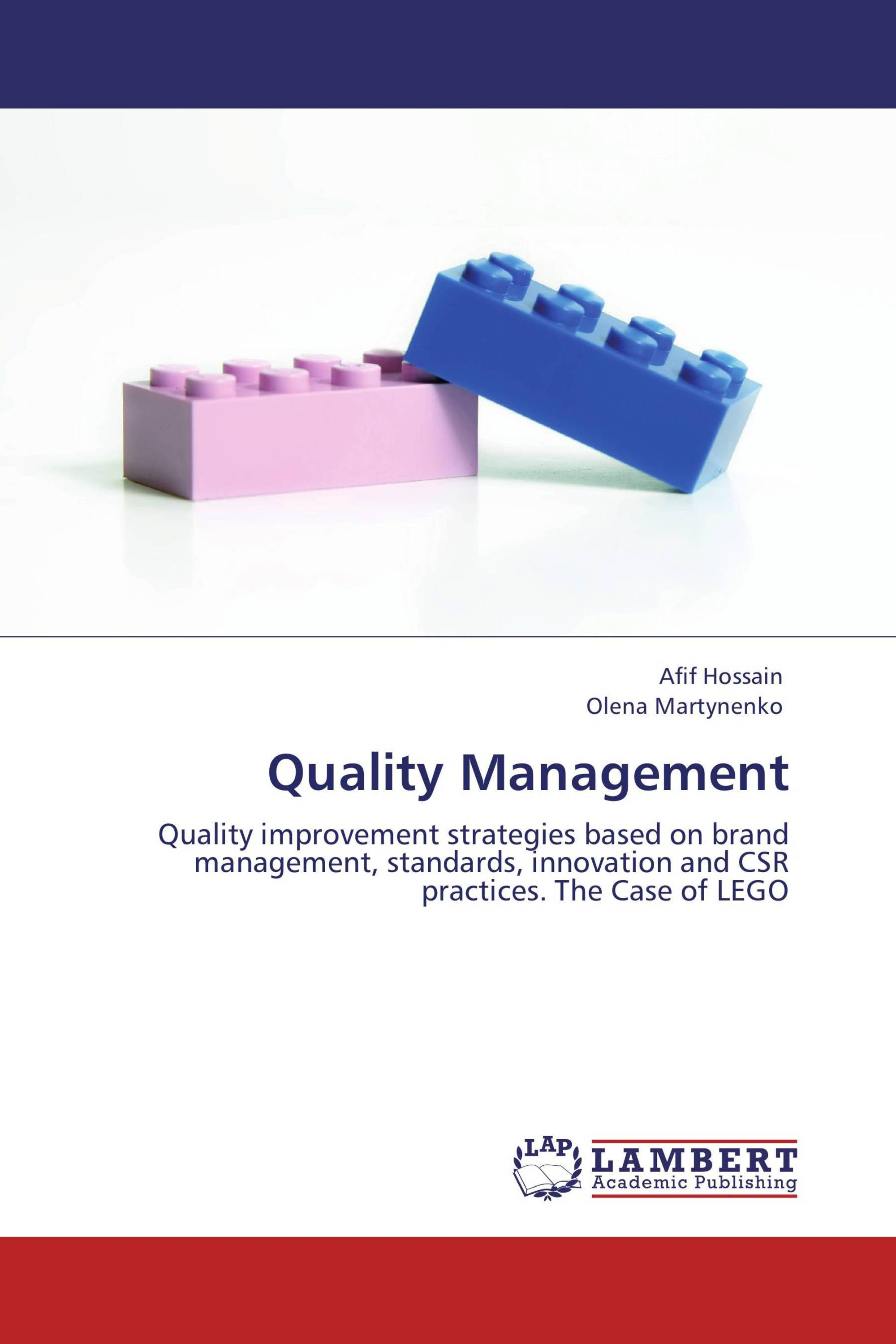 lego case strategic management