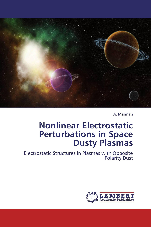 Nonlinear Electrostatic Perturbations in Space Dusty Plasmas