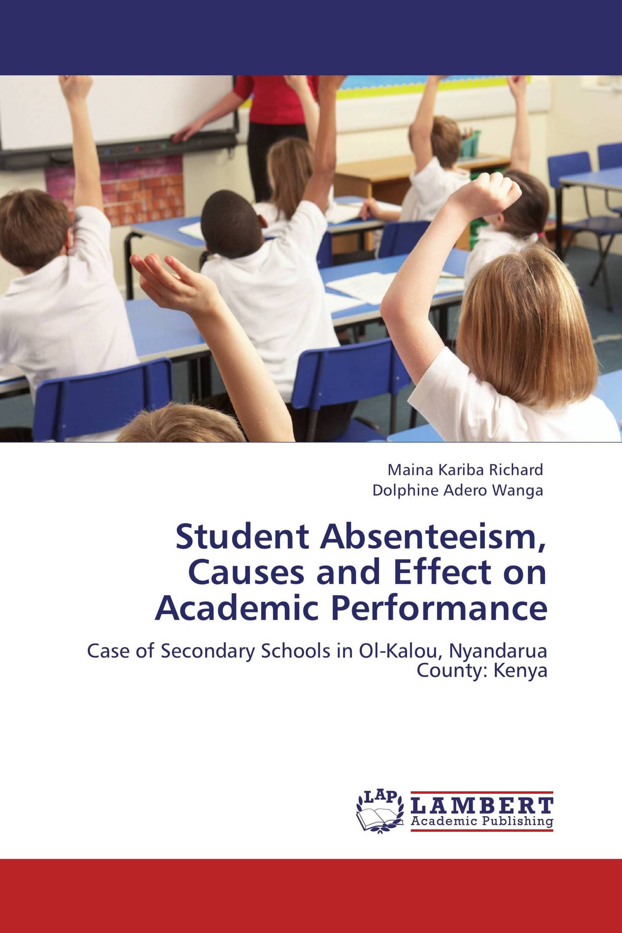 students absenteeism Elementary schools that have 50 or more chronically absent students that is, two classrooms of students who miss more than a month of school a year.