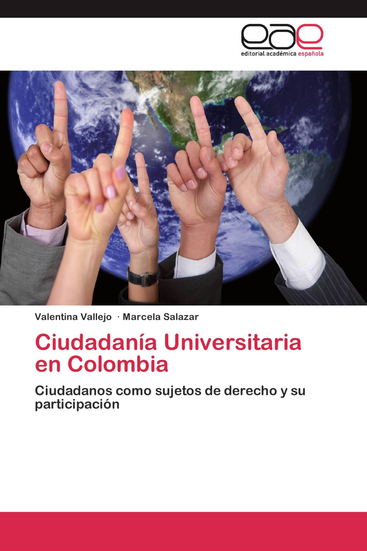 Ciudadanía Universitaria en Colombia