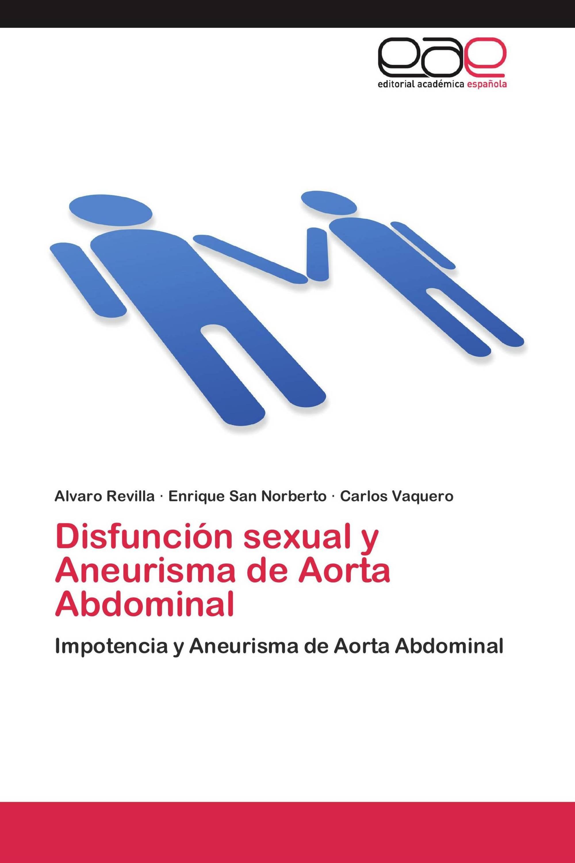 Disfunción sexual y Aneurisma de Aorta Abdominal