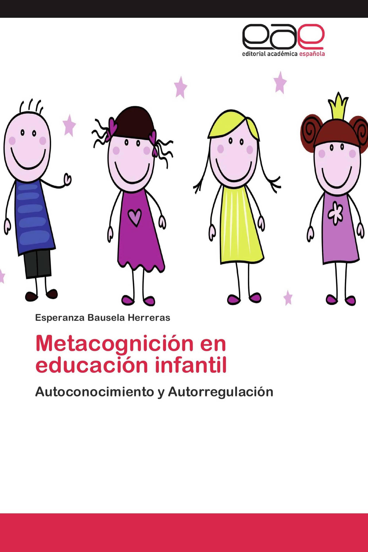 Metacognición en educación infantil