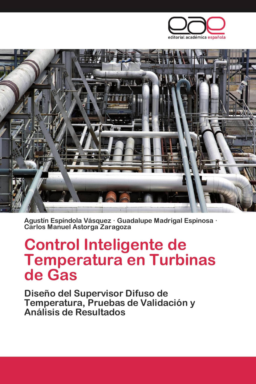 Control Inteligente de Temperatura en Turbinas de Gas