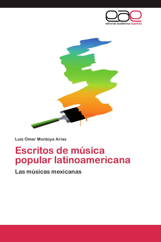 Escritos de música popular latinoamericana