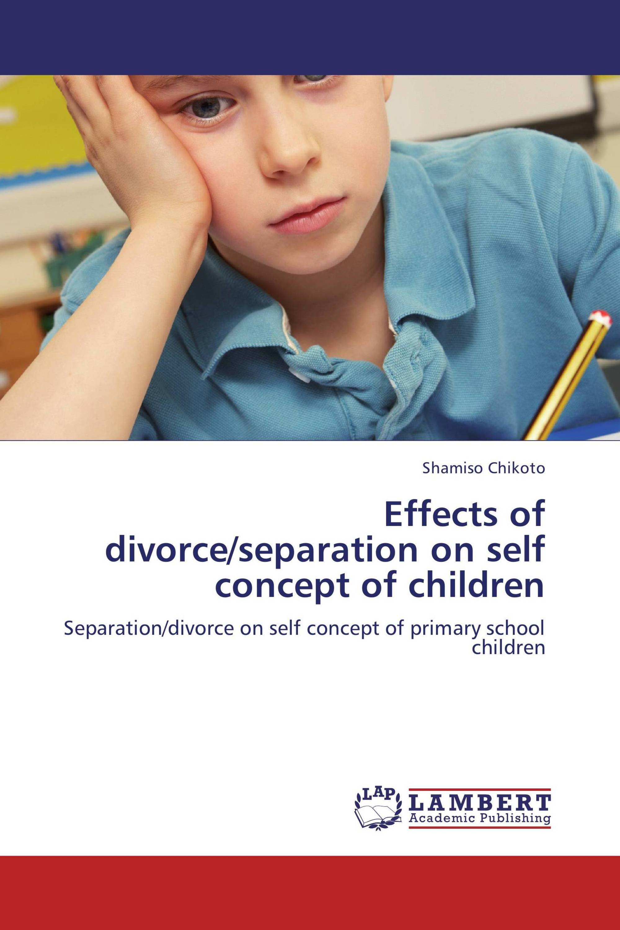 an analysis of the effects of the divorce process on children