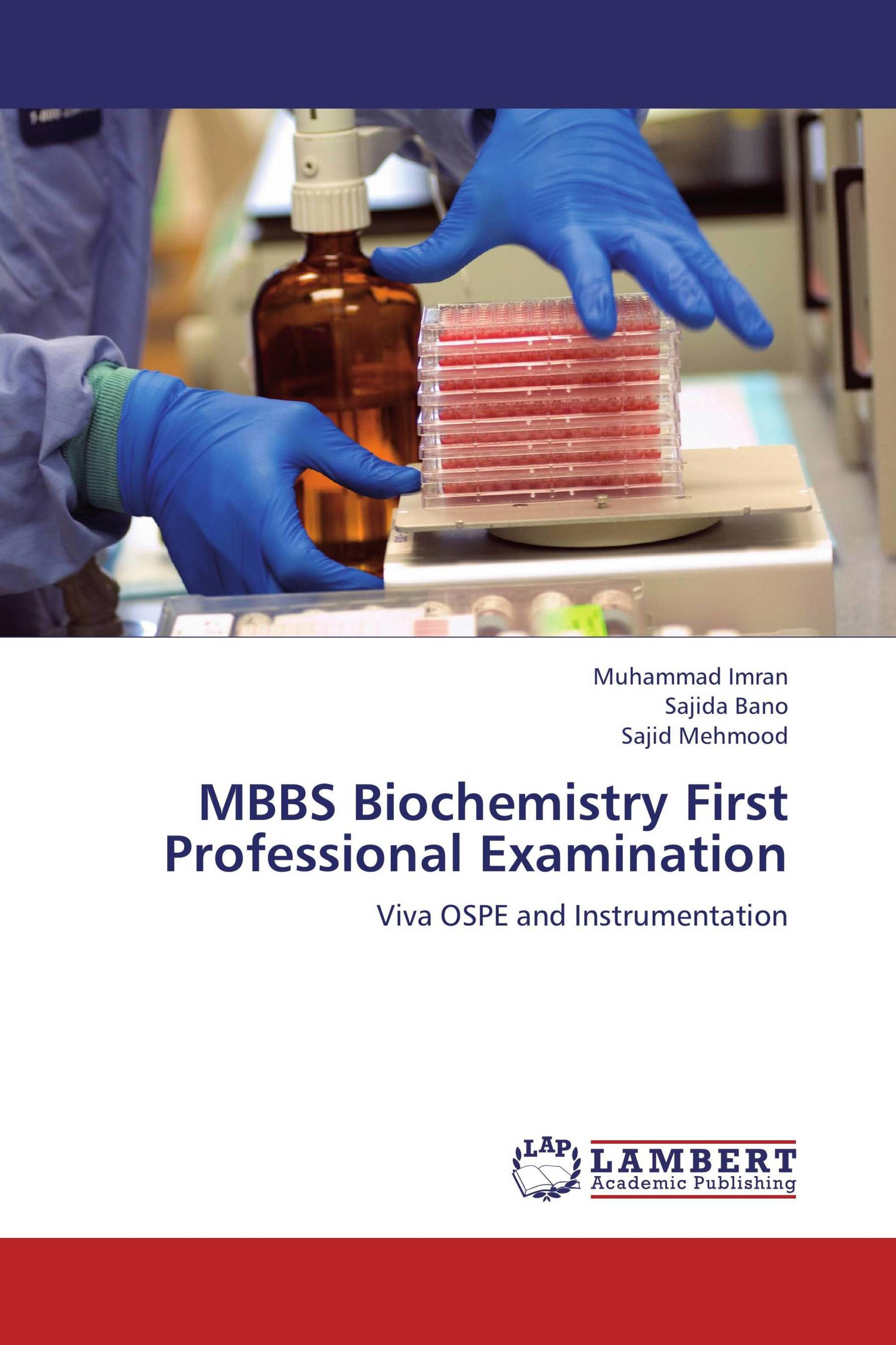 how to study biochemistry in mbbs