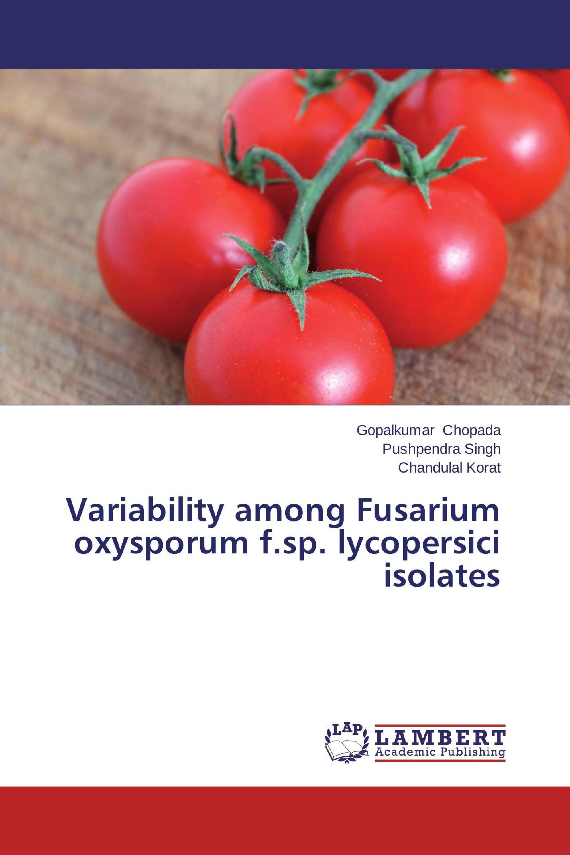 fusarium oxysporum thesis