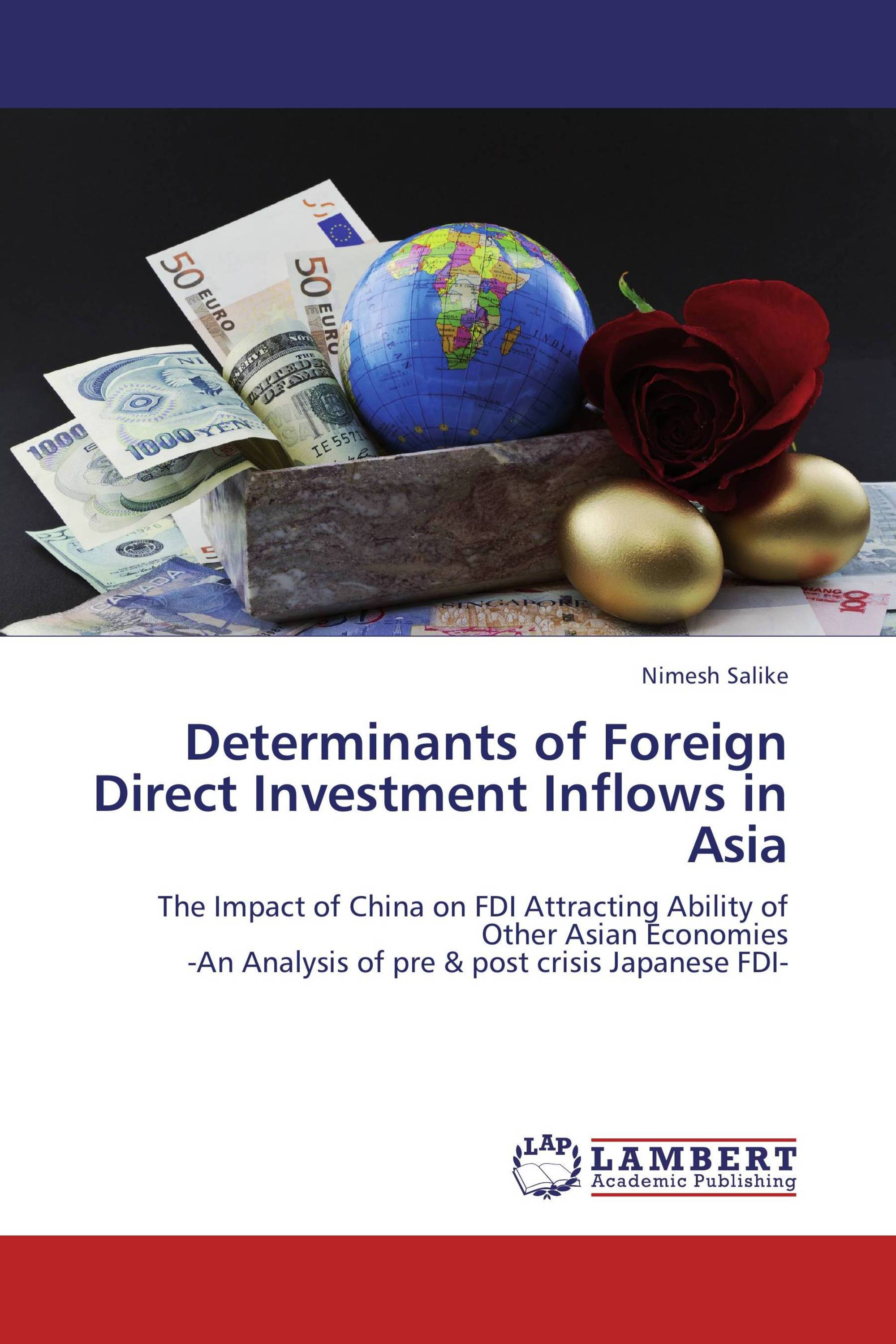 determinant of fdi in nigeria