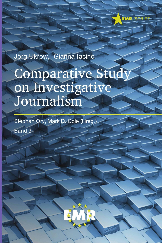 Comparative Study on Investigative Journalism