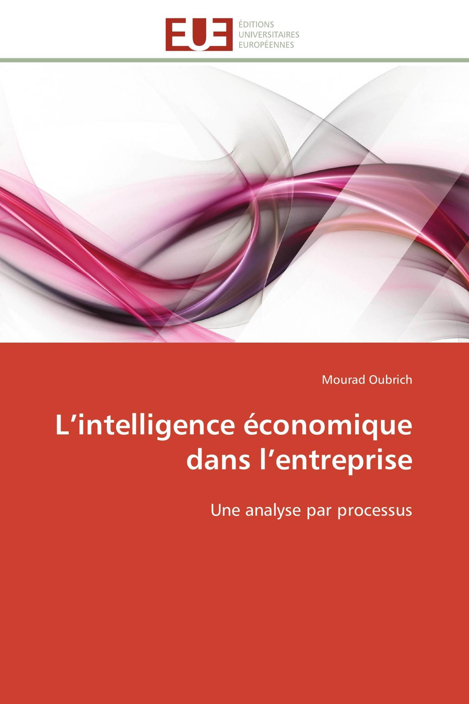 L'intelligence économique dans l'entreprise