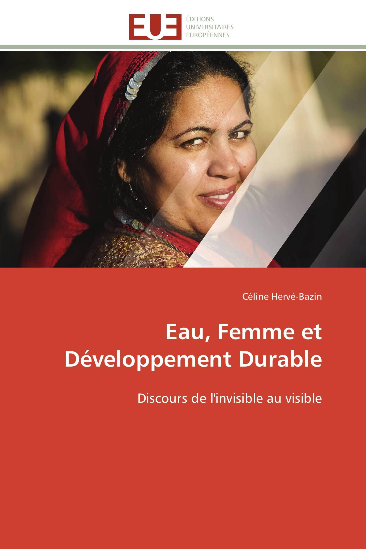 Eau, Femme et Développement Durable