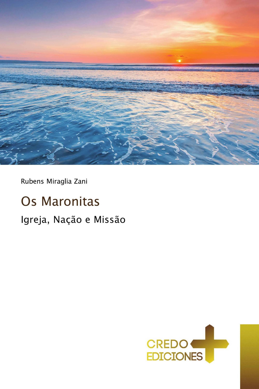 Os Maronitas