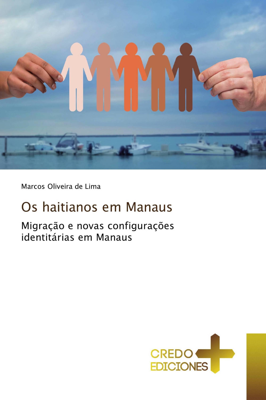 Os haitianos em Manaus