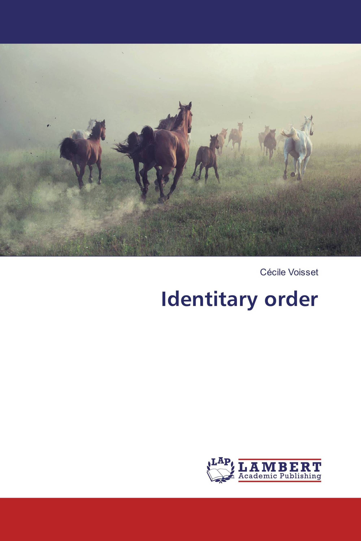 Identitary order
